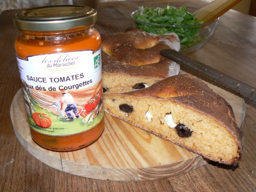 recette, fougasse, maraîcher-transformateur, agriculture biologique